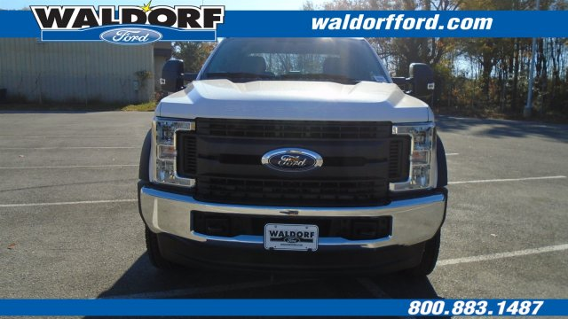2017 F-550 Super Cab DRW 4x4 Cab Chassis #WH7677 - photo 8