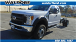 2017 F-550 Super Cab DRW 4x4 Cab Chassis #WH7677 - photo 1