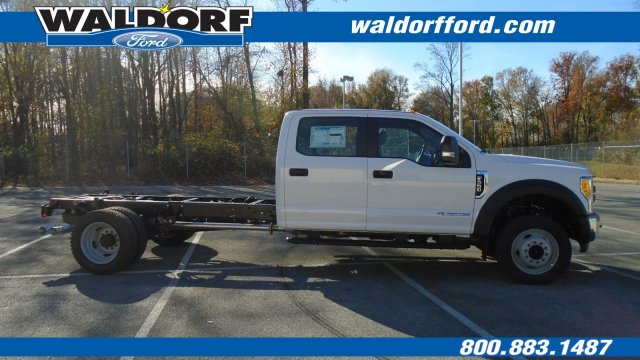 2017 F-550 Crew Cab DRW Cab Chassis #WH7684 - photo 4