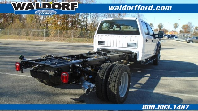 2017 F-550 Crew Cab DRW Cab Chassis #WH7684 - photo 5