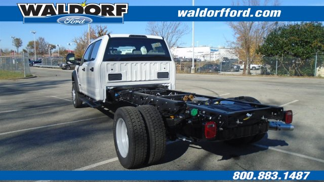 2017 F-550 Crew Cab DRW Cab Chassis #WH7684 - photo 2