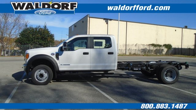 2017 F-550 Crew Cab DRW Cab Chassis #WH7684 - photo 7