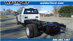 2017 F-550 Crew Cab DRW Cab Chassis #WH7684 - photo 1
