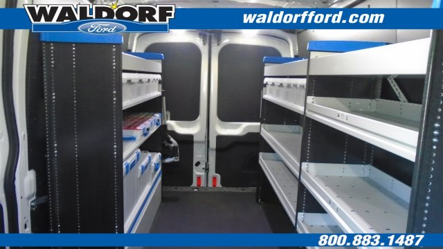 2017 Transit 250 Med Roof 4x2,  Sortimo Upfitted Cargo Van #WH7820 - photo 2