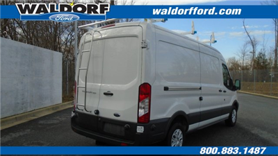 2017 Transit 250 Med Roof 4x2,  Sortimo Upfitted Cargo Van #WH7820 - photo 5