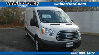 2017 Transit 250 Med Roof, Upfitted Van #WH7820 - photo 1