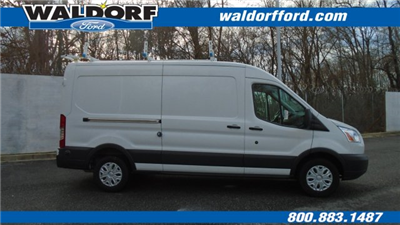 2017 Transit 250 Med Roof, Upfitted Van #WH7820 - photo 4