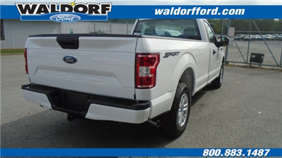 2018 F-150 Regular Cab Pickup #WJ5046 - photo 5
