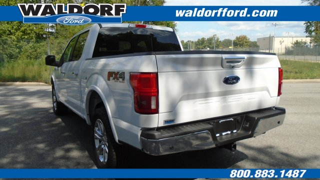 2018 F-150 SuperCrew Cab 4x4, Pickup #WJ5059 - photo 2