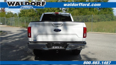 2018 F-150 SuperCrew Cab 4x4, Pickup #WJ5059 - photo 6