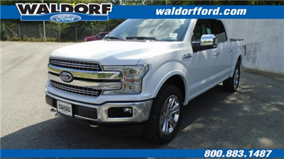 2018 F-150 SuperCrew Cab 4x4, Pickup #WJ5059 - photo 1