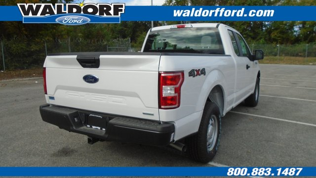 2018 F-150 Super Cab 4x4 Pickup #WJ5068 - photo 2