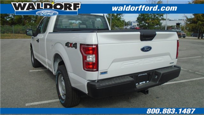 2018 F-150 Super Cab 4x4 Pickup #WJ5068 - photo 5
