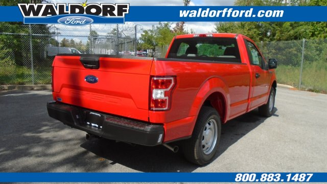 2018 F-150 Regular Cab Pickup #WJ5084 - photo 5
