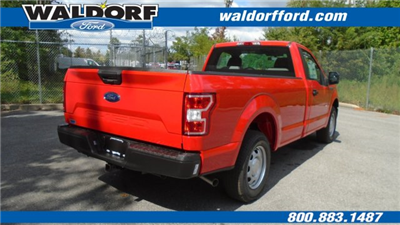 2018 F-150 Regular Cab, Pickup #WJ5084 - photo 5