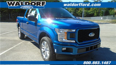 2018 F-150 Super Cab 4x4, Pickup #WJ5088 - photo 3