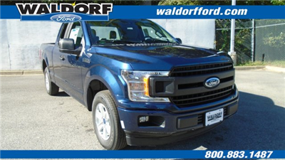 2018 F-150 Super Cab Pickup #WJ5089 - photo 3