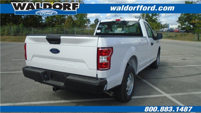 2018 F-150 Regular Cab Pickup #WJ5098 - photo 2