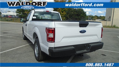 2018 F-150 Regular Cab Pickup #WJ5098 - photo 4