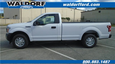 2018 F-150 Regular Cab Pickup #WJ5098 - photo 5