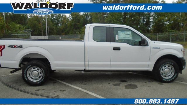 2018 F-150 Super Cab 4x4 Pickup #WJ5118 - photo 4