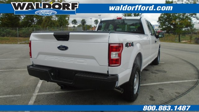 2018 F-150 Super Cab 4x4 Pickup #WJ5118 - photo 5