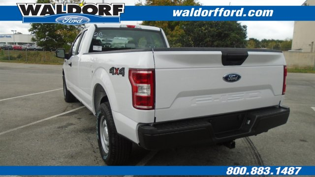 2018 F-150 Super Cab 4x4 Pickup #WJ5118 - photo 2