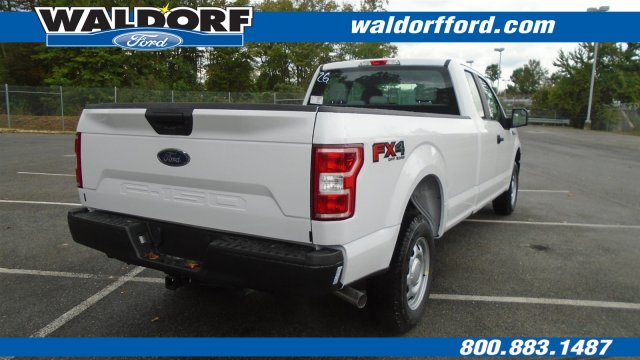 2018 F-150 Super Cab 4x4 Pickup #WJ5128 - photo 5