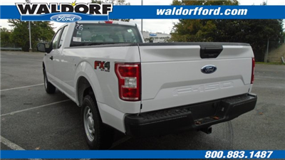 2018 F-150 Super Cab 4x4 Pickup #WJ5128 - photo 2