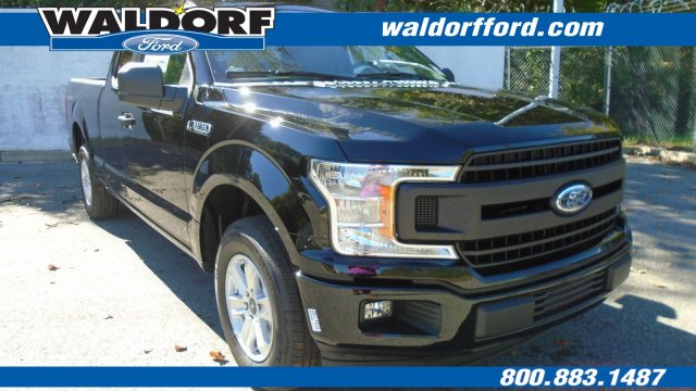 2018 F-150 Super Cab Pickup #WJ5136 - photo 3