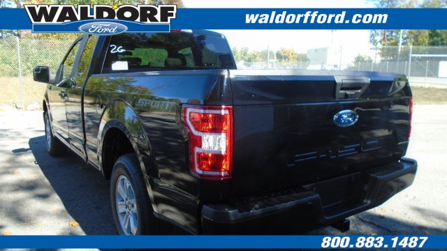 2018 F-150 Super Cab Pickup #WJ5136 - photo 2