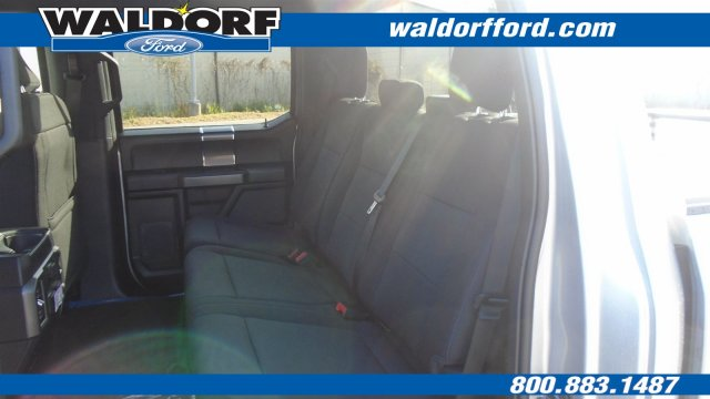 2018 F-150 Crew Cab 4x4 Pickup #WJ5140 - photo 13