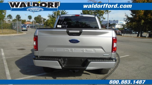 2018 F-150 Crew Cab 4x4 Pickup #WJ5140 - photo 6