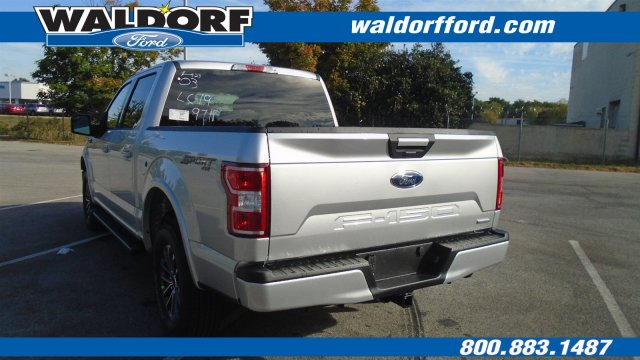 2018 F-150 Crew Cab 4x4 Pickup #WJ5140 - photo 2