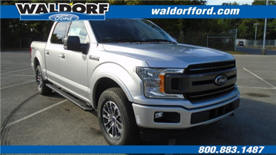 2018 F-150 Crew Cab 4x4 Pickup #WJ5140 - photo 3