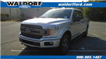 2018 F-150 Crew Cab 4x4 Pickup #WJ5140 - photo 1