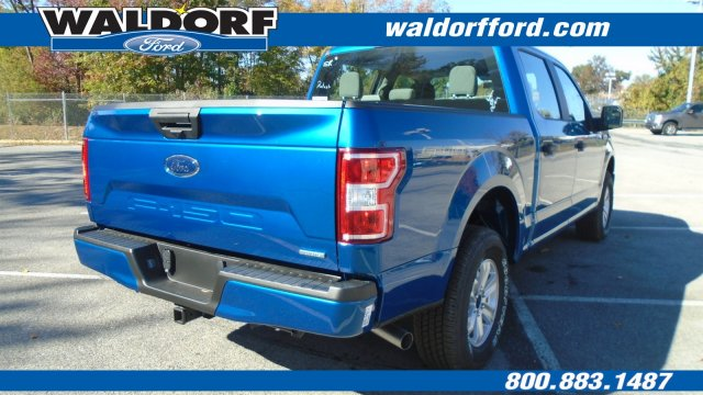 2018 F-150 SuperCrew Cab 4x4,  Pickup #WJ5155 - photo 5
