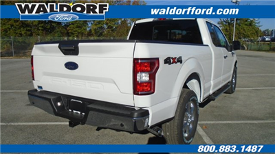 2018 F-150 Super Cab 4x4 Pickup #WJ5163 - photo 5