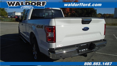 2018 F-150 Super Cab 4x4 Pickup #WJ5163 - photo 2