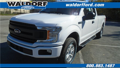 2018 F-150 Super Cab 4x4, Pickup #WJ5166 - photo 1