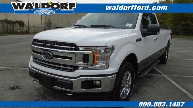 2018 F-150 Super Cab 4x4, Pickup #WJ5171 - photo 1