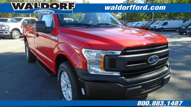 2018 F-150 Regular Cab, Pickup #WJ5177 - photo 3