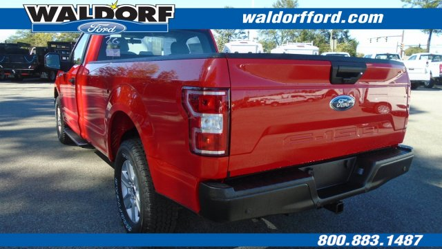2018 F-150 Regular Cab, Pickup #WJ5177 - photo 2