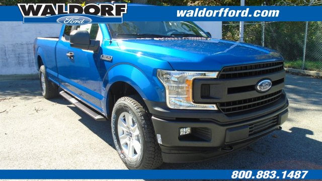 2018 F-150 Super Cab 4x4, Pickup #WJ5185 - photo 3