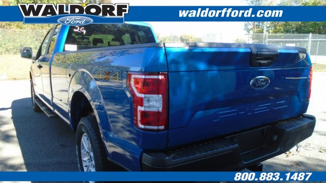 2018 F-150 Super Cab 4x4, Pickup #WJ5185 - photo 2
