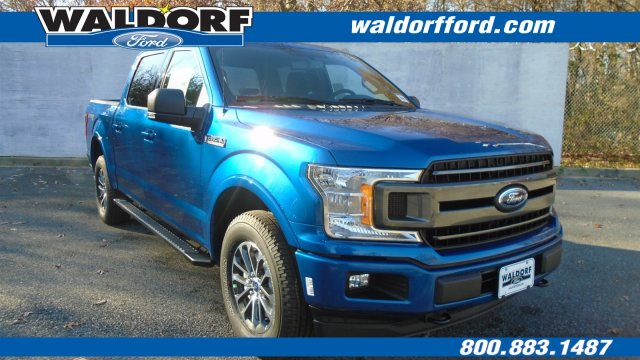 2018 F-150 SuperCrew Cab 4x4,  Pickup #WJ5207 - photo 3