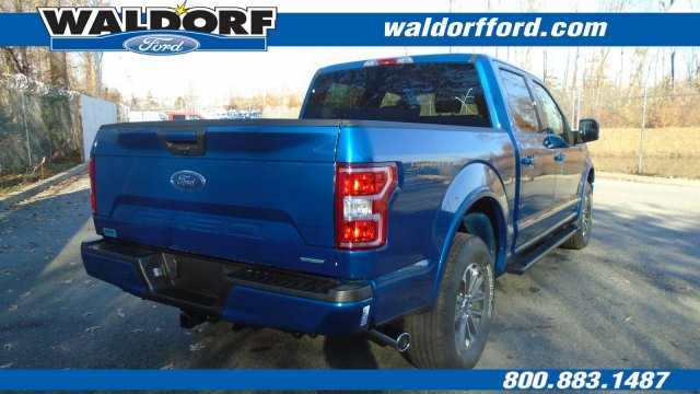 2018 F-150 SuperCrew Cab 4x4,  Pickup #WJ5207 - photo 5