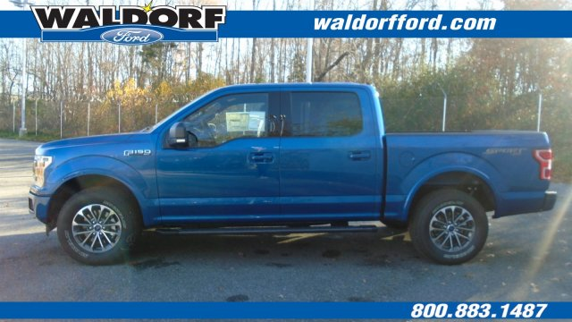 2018 F-150 SuperCrew Cab 4x4,  Pickup #WJ5207 - photo 7