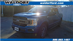 2018 F-150 SuperCrew Cab 4x4,  Pickup #WJ5207 - photo 1