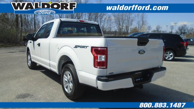 2018 F-150 Super Cab, Pickup #WJ5211 - photo 2